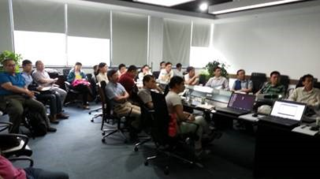 China IoT workshops
